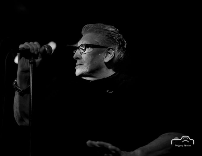 Chris Farlowe w. Norman Beaker Band 2016