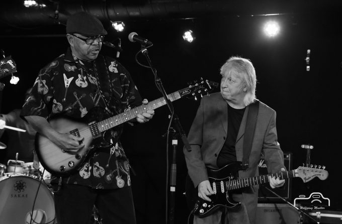 Larry Garner & Norman Beaker Band –  Mar. 2016