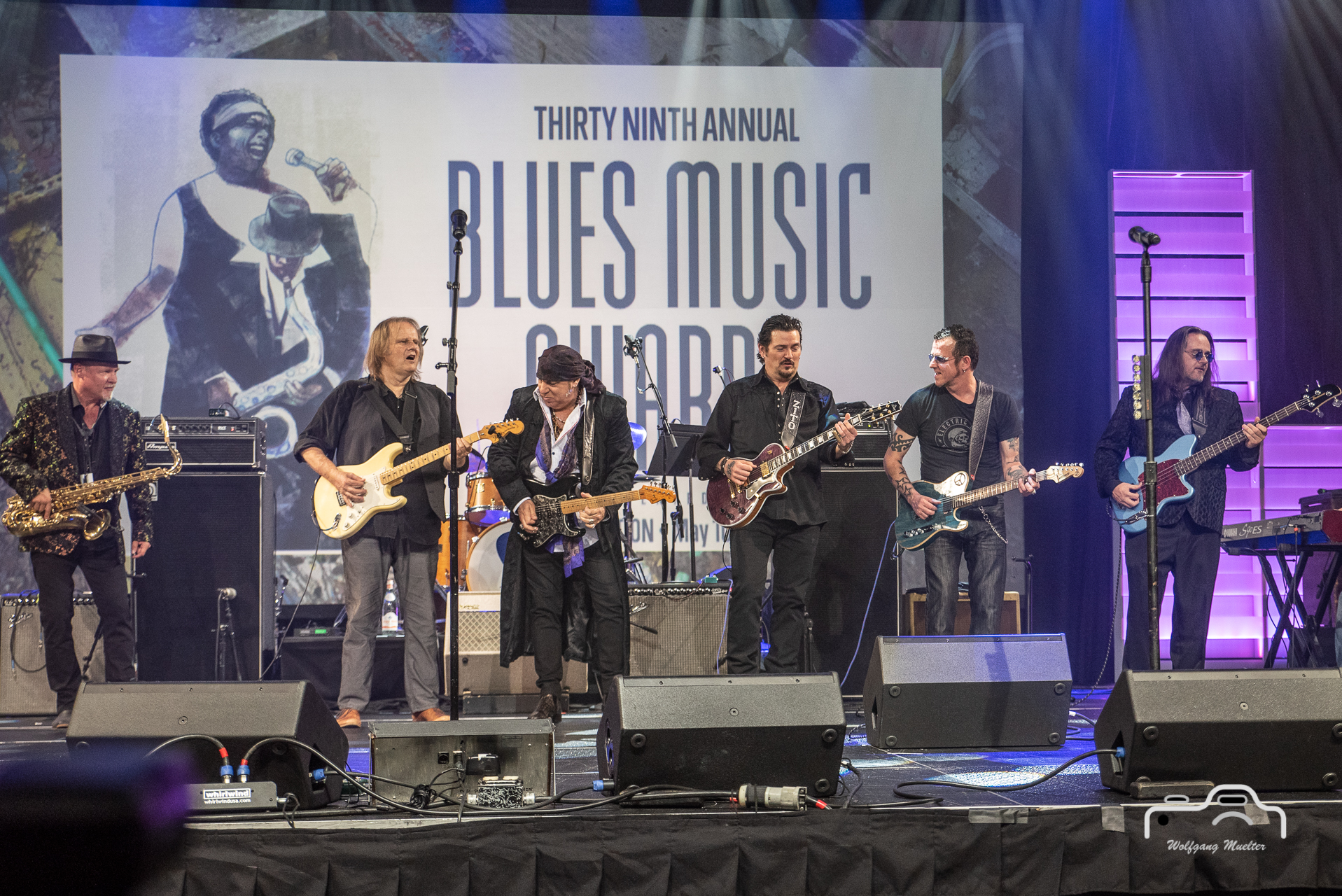 Blues Music Awards 2018