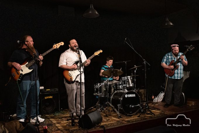Kilborn Alley Blues Band 2019
