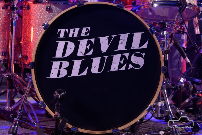Manu Lanvin & The Devil Blues 2019