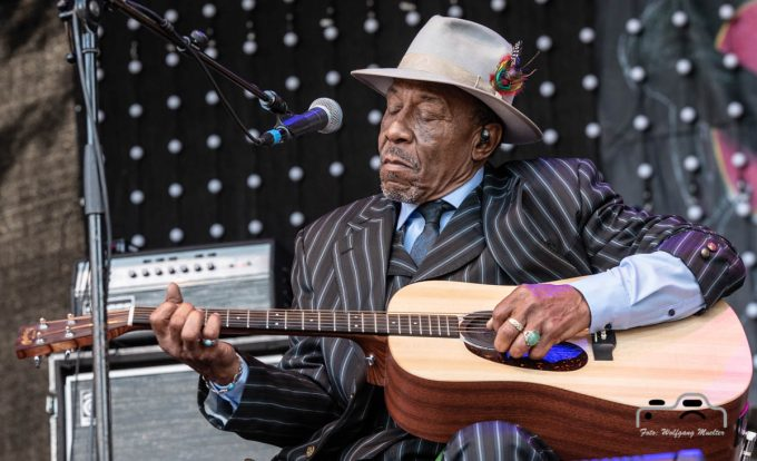 Archie Lee Hooker & The Coast to Coast Blues Band Grolsch 2019