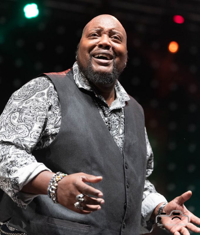Sugaray Rayford @ Grolsch 2019