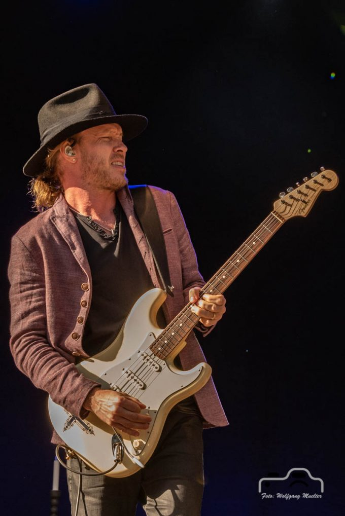 Kenny Wayne Shepherd Band 2019 Hamburg DE