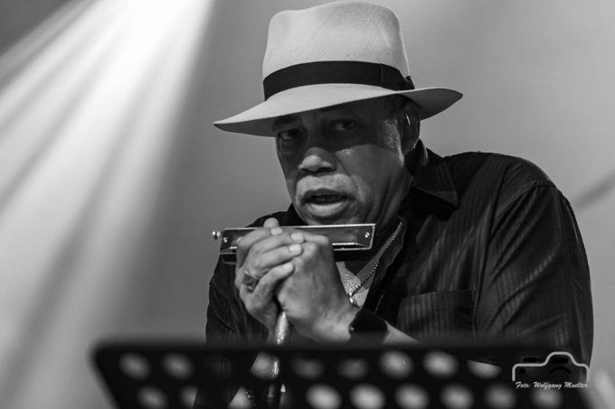 Billy Branch & The Sons Of Blues @ Bluesfest Gaildorf DE