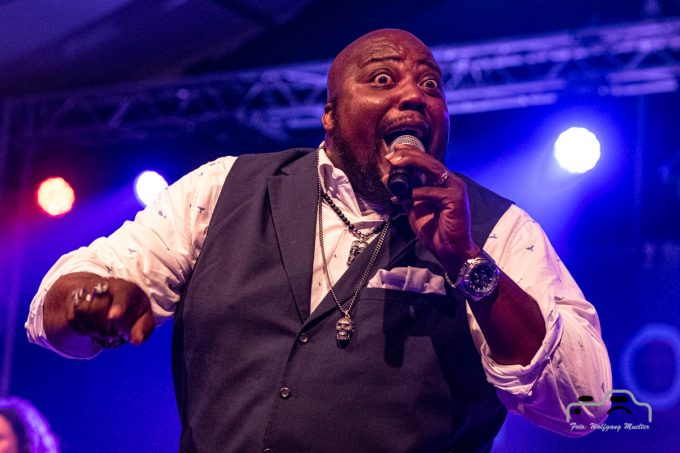 Sugaray Rayford Band @ Bluesfest Gaildorf 2019