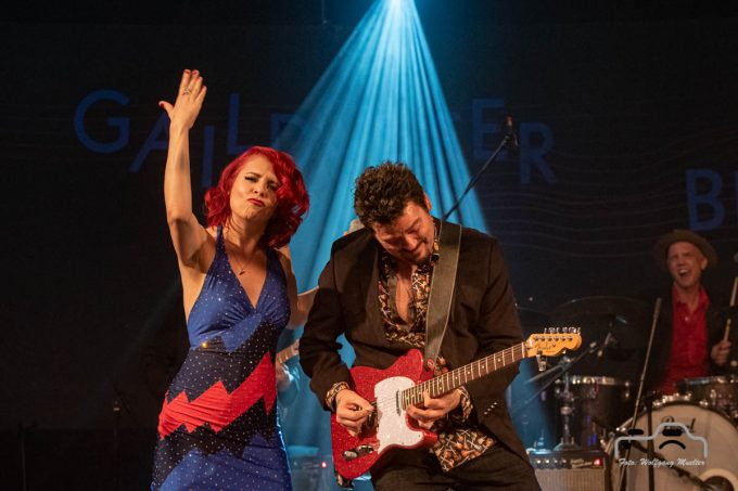 Mike Zito Big Blues Band With Special Guest Whitney Shay @ Bluesfest Gaildorf 2019