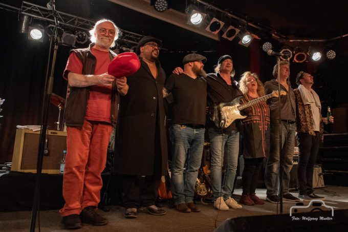 Hamburg Blues Band 2019