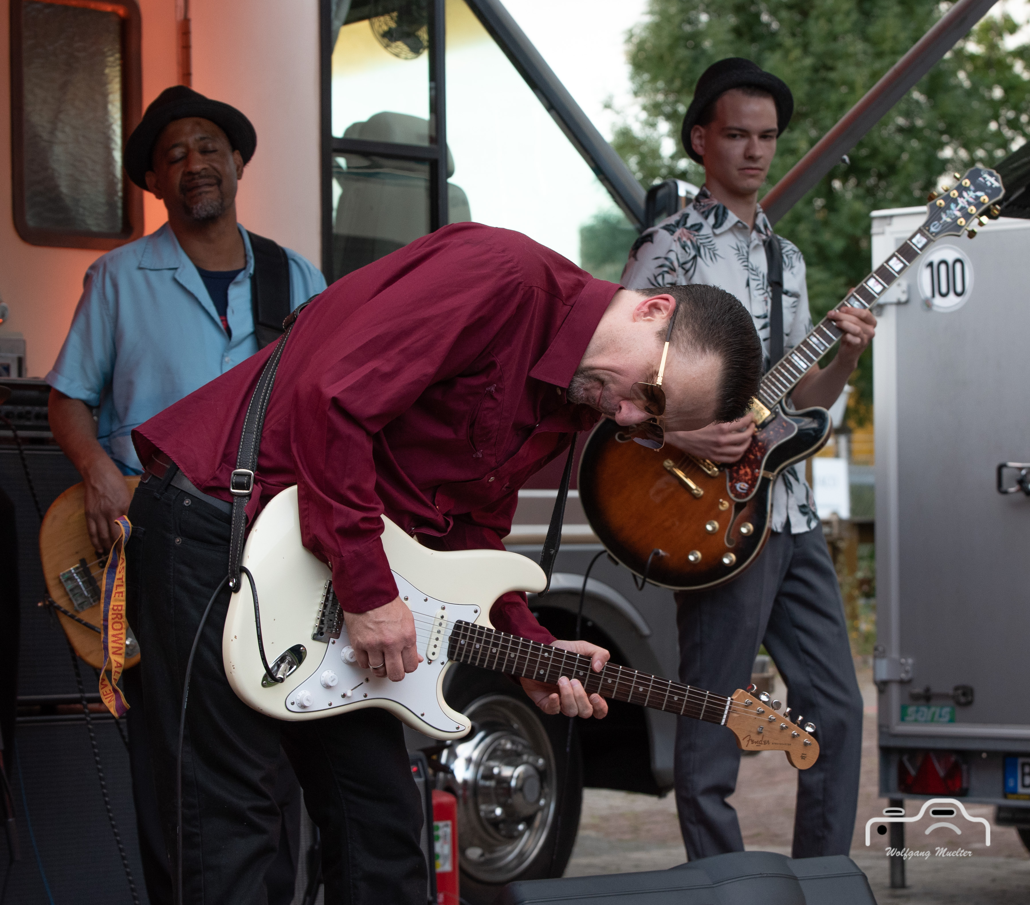 Kai Strauss & The Electric Blues Allstars 2020