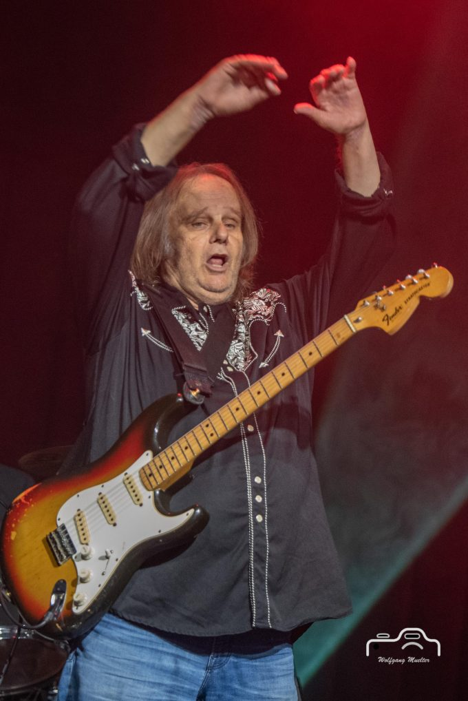 Walter Trout Band 2021